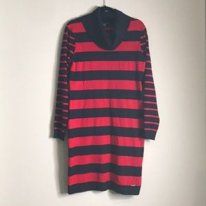 Tommy holdover sweater dress
